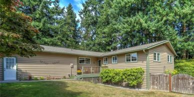Real estate in Port Orchard goes quickly and priced well.This one had multiple offers drove up price