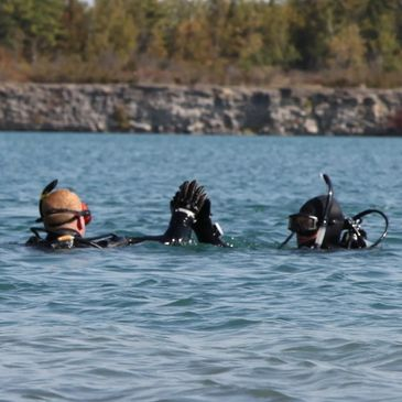 PADI Open Water Diver certification with Water Sports.
