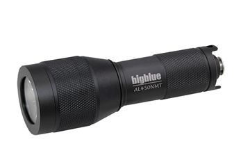 Bigblue AL450NMT Dive Flashlight