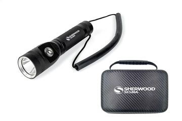 Sherwood Scuba ST1000 Dive Flashlight