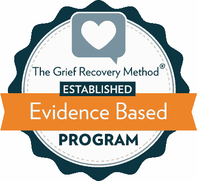 The Grief Recovery Method logo Evidence-Based Program