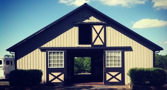 Welcome to the barn at Wheatland Equine