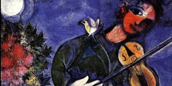 @paintng iby M. Chagal