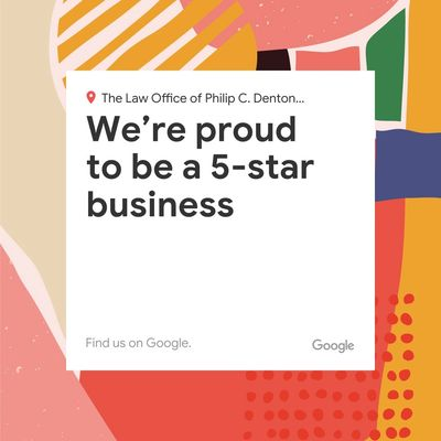 Phil Denton Google Review That Says They Are A 5 Star Business
