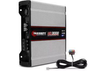 Taramps HD3000 Amplificador 1x3000WRMS@2Ω
