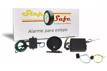 Alarme Estepe Step Safe
