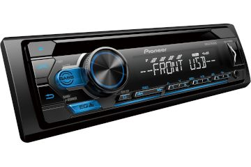Pioneer Mixtrax DEHS1180UB CD Player AUX USB Controle