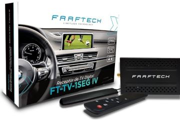 Faaftech Receptor TV Digital 1SEG