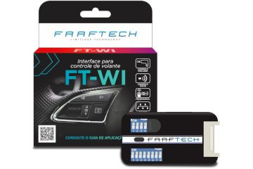 Faaftech Interfaces Controle Volante Cabo IR