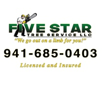 Five Star Tree Service L.L.C.