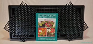 HT-103 Humidi-Grow humidity tray for Orchids, African Violets, Bonsai trees, Cacti and house plants