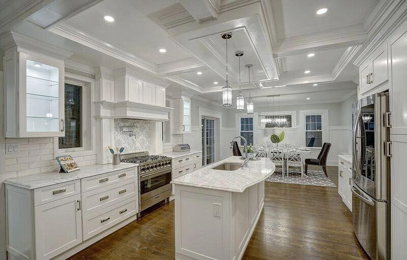 Finishing Detail Kitchen Cabinet Hardware Options