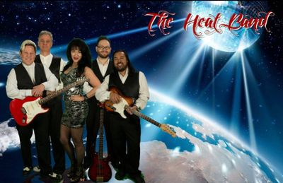 """The Heat"" is a five piece variety band formed in 2000 specializing in wedding reception, barmitzvah"