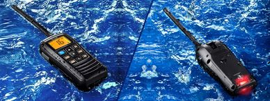 Icom's IC-M37E Buoyant Marine Radio: More Power, More Functionality