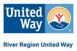 Logo of River Region United Way, a sponsor for MHA Montgomery.