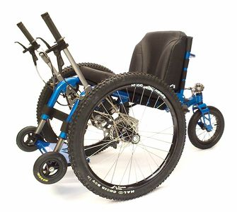 The All-Terrain Mountain Trike All Will Drive - Pioneer Medical, Inc.