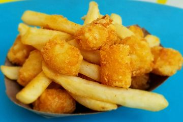 Classic potato fries and tots