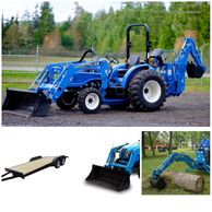 Compact Tractor Package