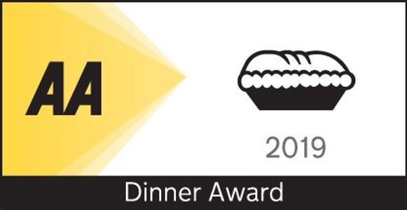 AA Gold Award for Dinner