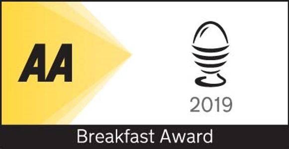 AA God Award for Breakfast