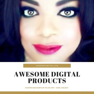 Adrienne Obey of Adrienne Obey HQ  We provide Quality Digital Products as well as consultations!