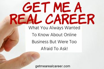 Get Me A Real Career - Executive Quarters - assists with learning about online careers.