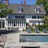 Outdoor multi room music Gold Coast Mansion North shore Long Island Ditmars Steinway Belle Harbor