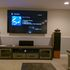 Gold Coast Mansion Long Island home theater multi room music Ditmars Steinway Belle Harbor