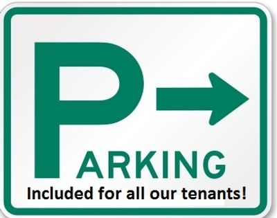 Parking for every tenant