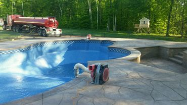 Pool Water Delivery Near Me Splash Amp Go Pool Water