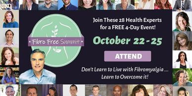 Dr. Misty Kosciusko featured on the Fibro Free Summit on Fibromyalgia.