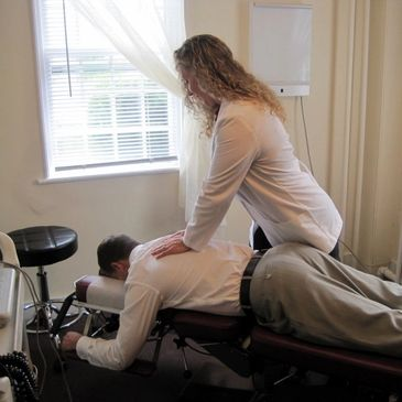 Since 2011, Chiropractor Dr. Misty Kosciusko has been helping patients get natural pain relief from back pain, neck pain, myofascial and more.