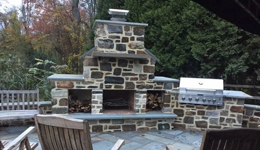 Reaction Hardscape is a division of Reaction Exteriors expert stucco repair in West Chester County