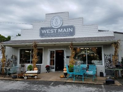 West Main by Scarlett Scales West Main Antiques Franklin, Tennessee Antiques