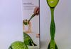 Spaghettiti Server and Cheese Grater GINA & KASMIR by Koziol, Made in Germany
