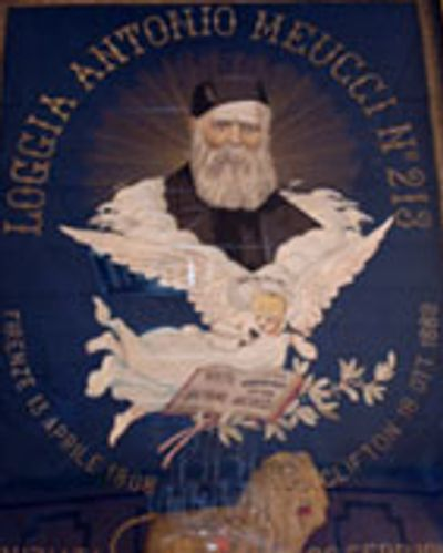 Historic Lodge Banner
