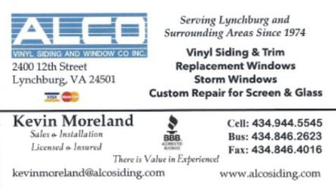 Alco Business Card