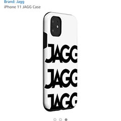 JAGG BLACK SAMSUNG GALAXY CASE