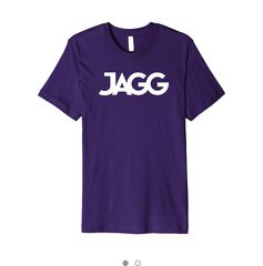 JAGG t shirt by J French on Amazon