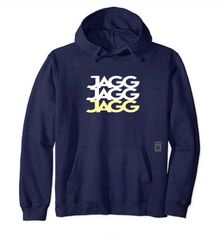 Triple JAGG hoodie by J French on Amazon