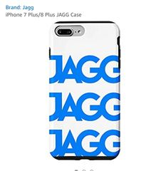 JAGG BLUE IPHONE CASE