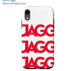 JAGG RED IPHONE CASE ON AMAZON