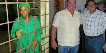 Garifuna leaders like Madeline David In Honduras are put in jail for defending Garifuna Land Rights.
