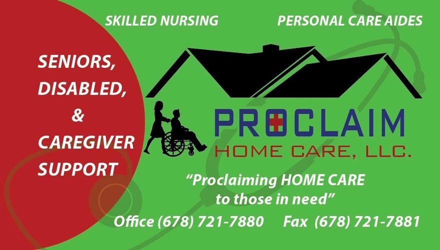 Proclaim Home Care