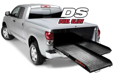 Truck Bed Accessories, LoadMaster Bed Systems, Rhino Linings of Bristol, Drawers, Standard Duty.