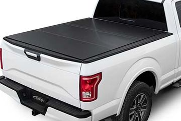 Access Bedcovers, Truck Accessories, Black Vinyl, tonneau, Rhino Linings, Bristol Virginia, No drill