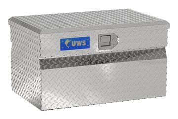 UWS Tool Boxes, Aluminum, Dog Boxes, Transfer Tanks, Truck Draw, Side Mount, Rhino Linings Bristol