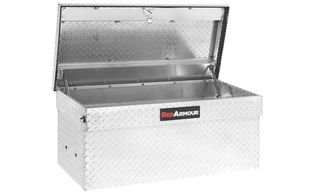 Tool Boxes, Aluminum, Black, Transfer Tanks, Utility Chest, Truck Accessories, Rhino Linings Bristol
