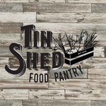 Tin Shed Food Pantry Food Bank