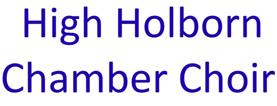 High Holborn          Chamber Choir